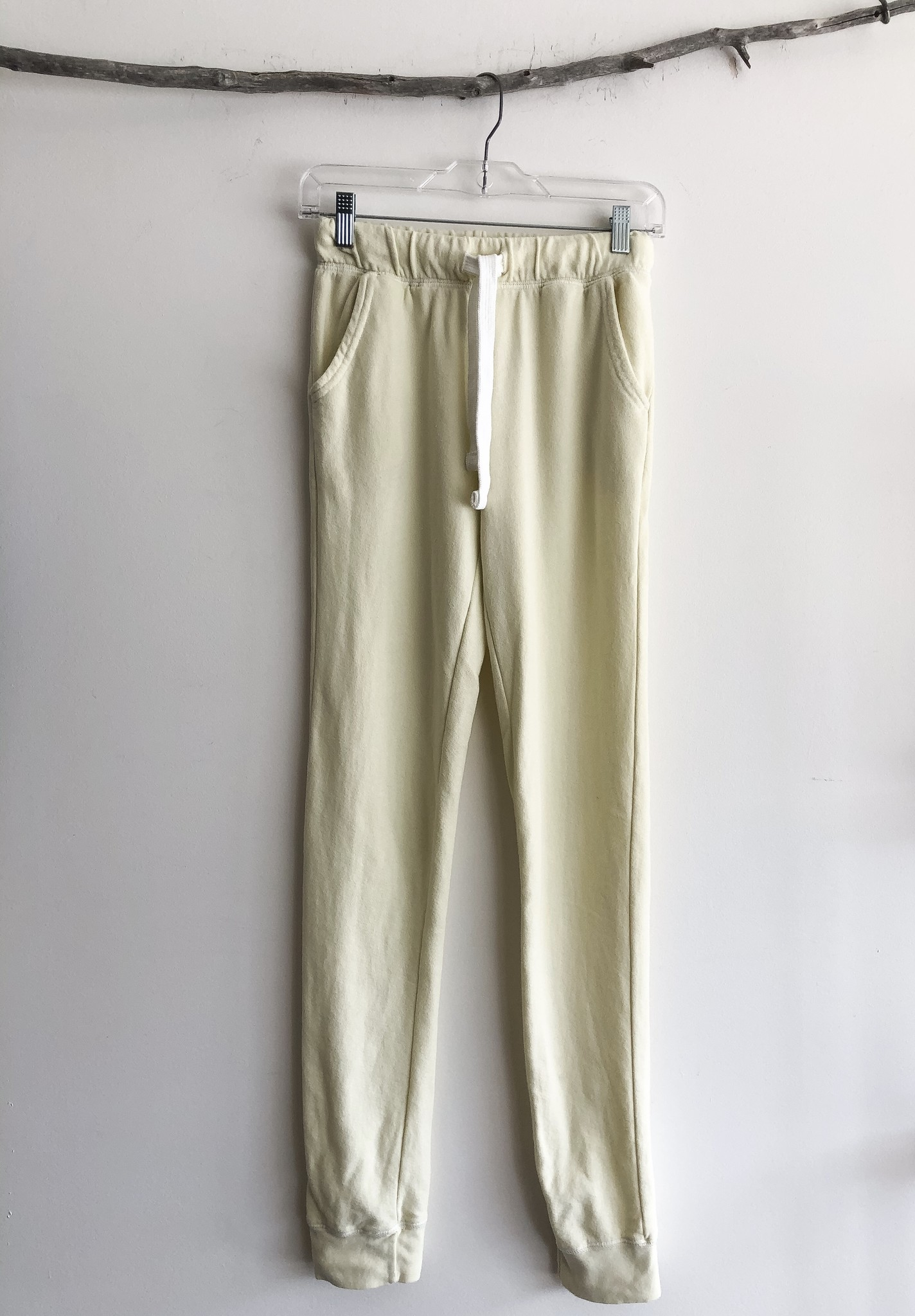 French Terry Jogger YEL-2