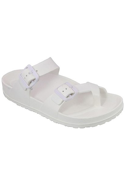 Dallas Sandal WHT