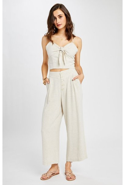 Caeser Linen Pant BGE