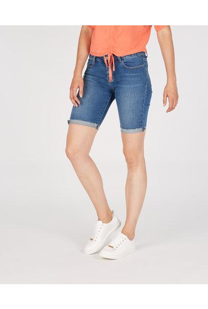 Mid Rise Bermuda Short