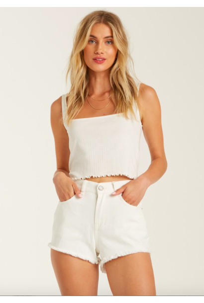 Drift Away Short WHT