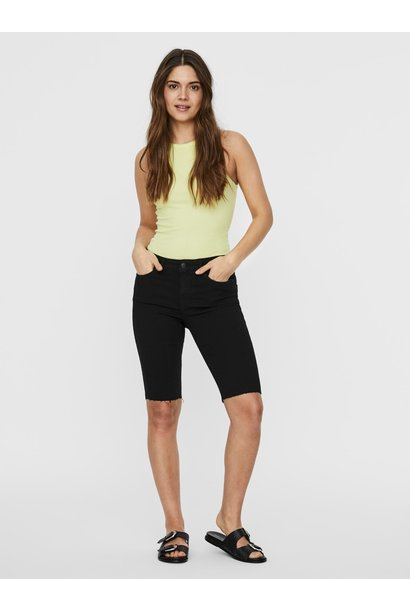 Seven Cut off Bermuda Short BLK