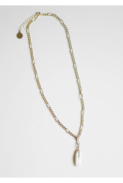 Gowrie Necklace GLD
