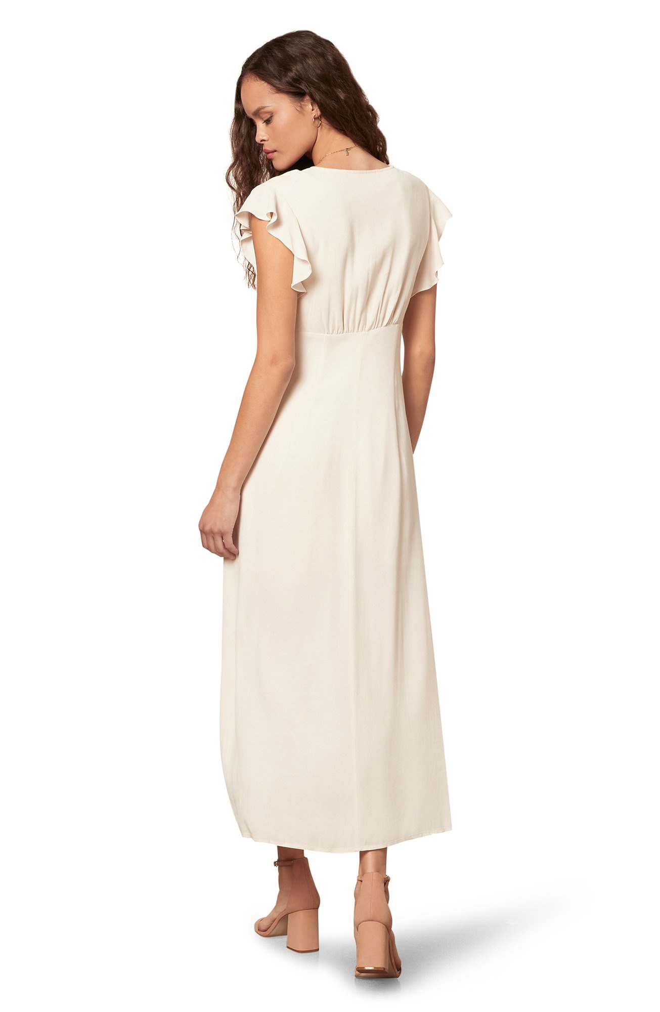 That's Amore Maxi Dress CRM-3