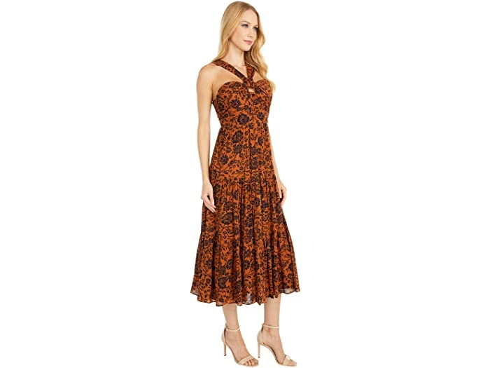 Batika Peek Dress RORG-1
