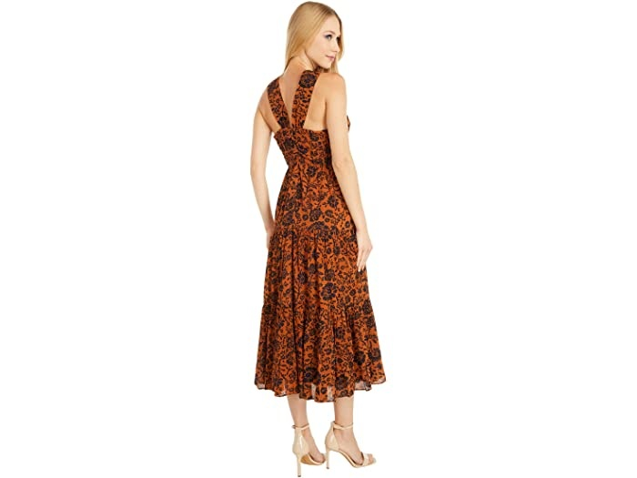 Batika Peek Dress RORG-2