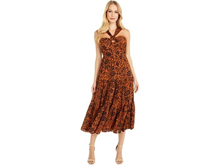 Batika Peek Dress RORG-3