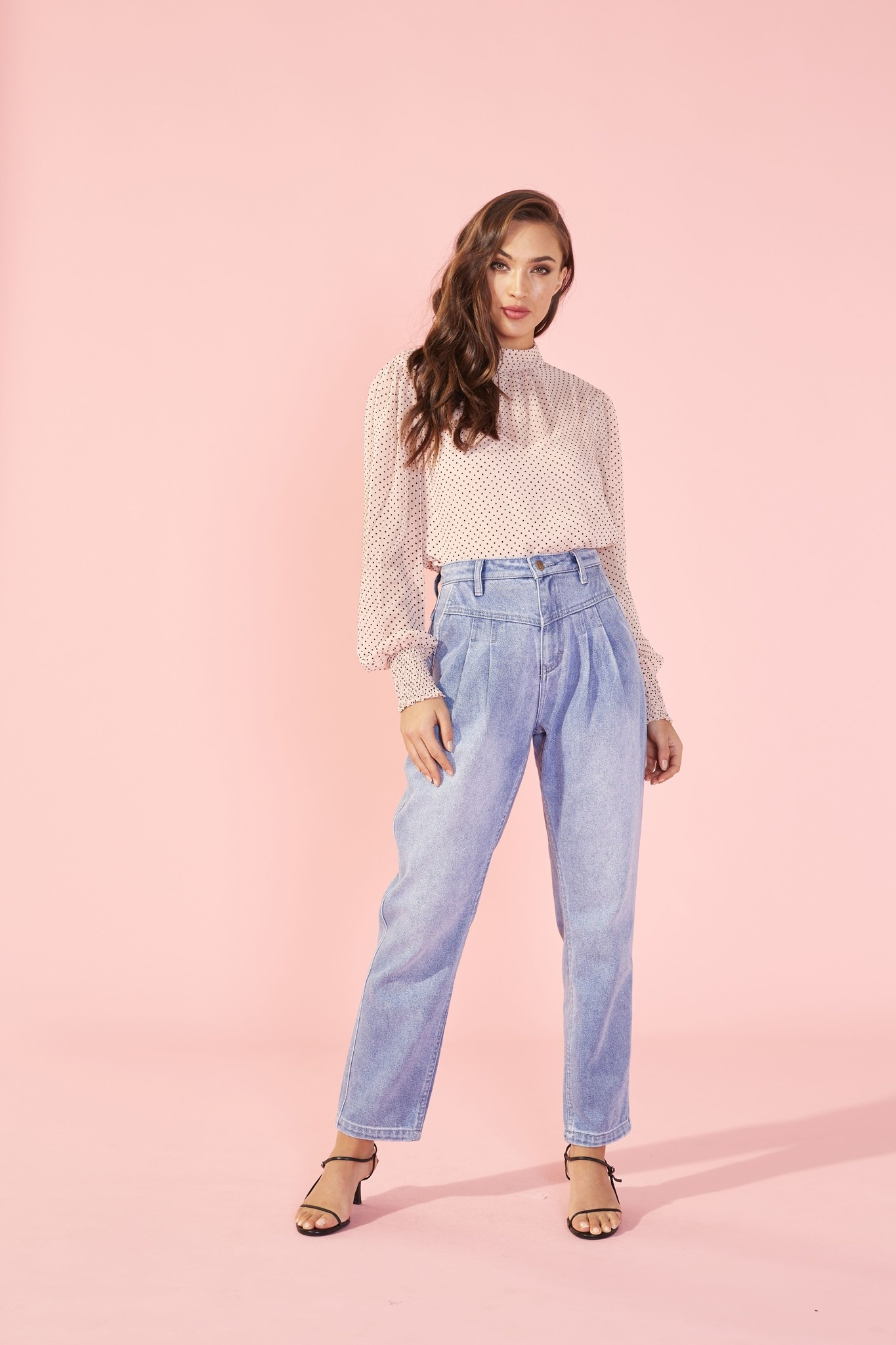 Mink Pink Be Someone Top BLSH-1