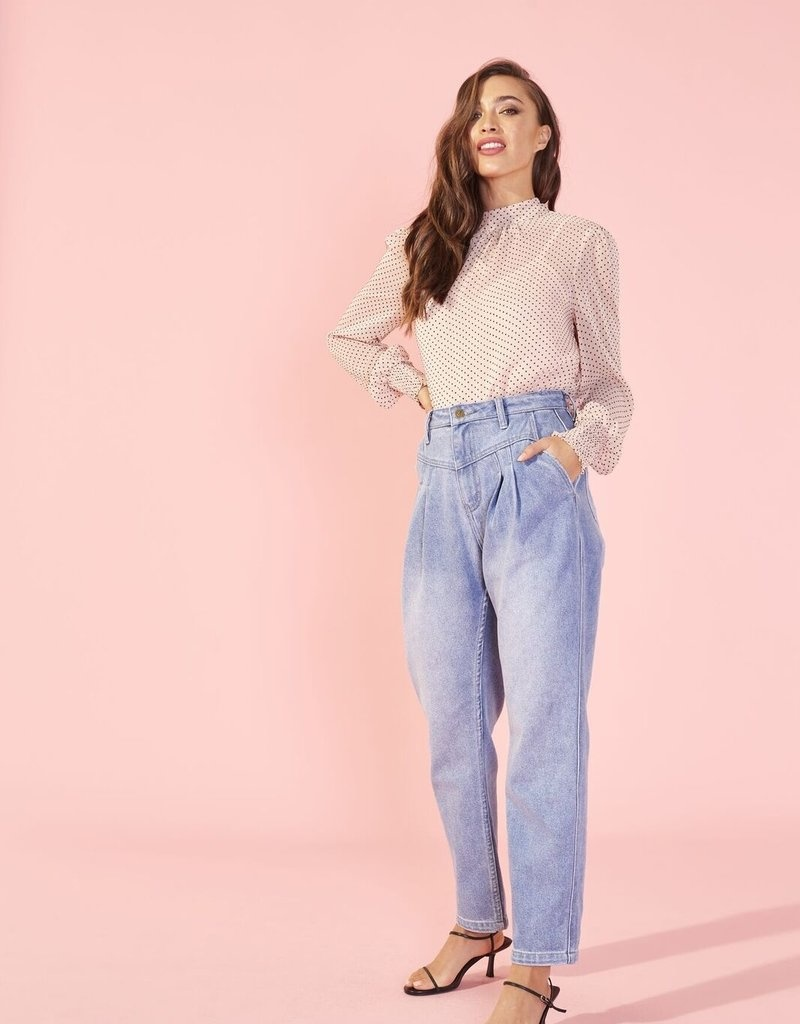 Mink Pink Be Someone Top BLSH-3