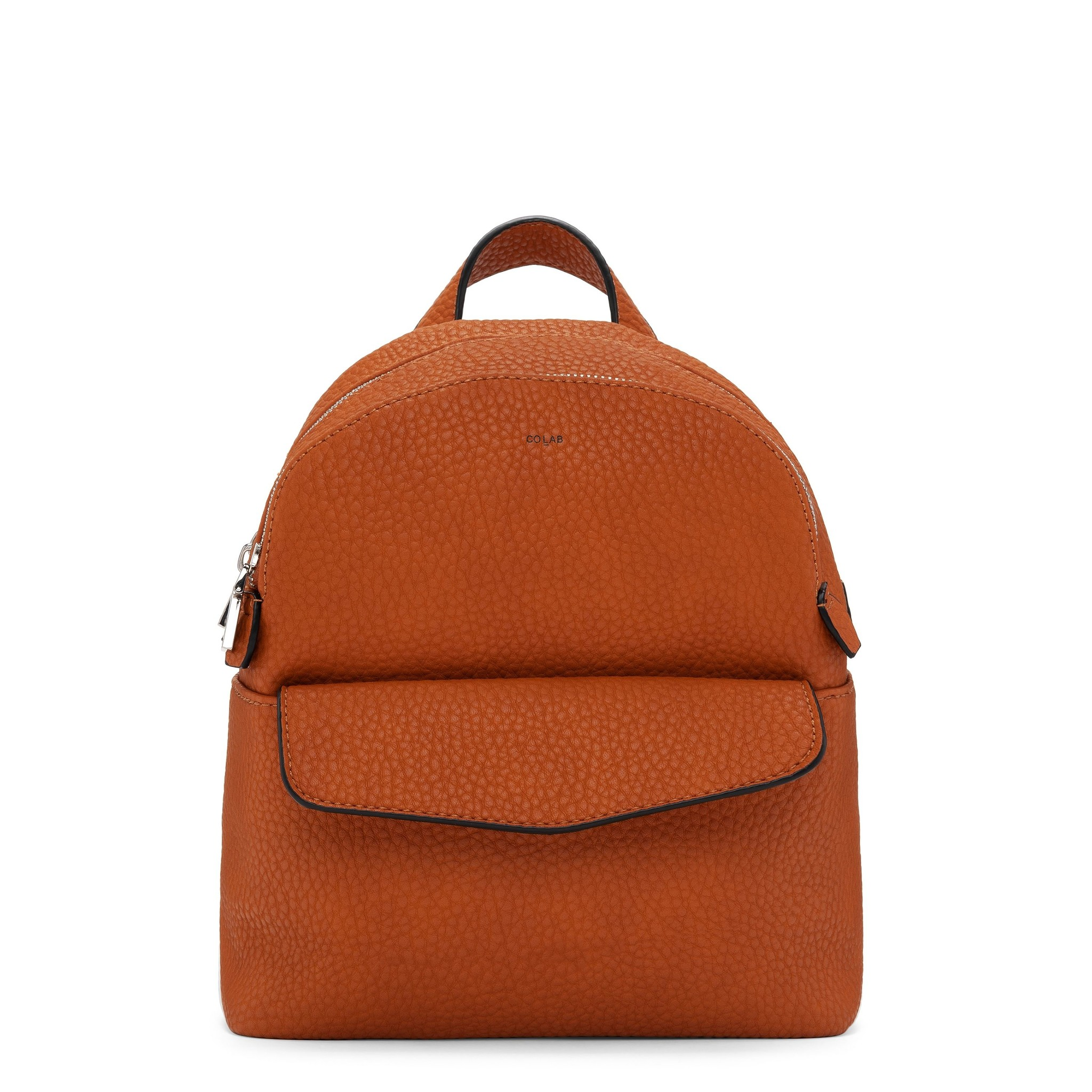 Small 2 Zip Backpack-3