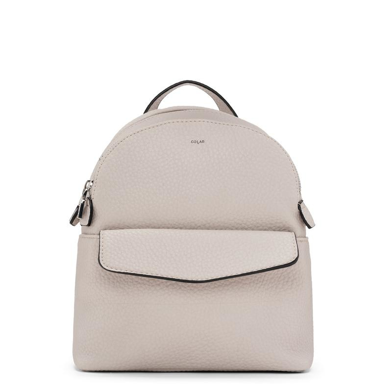 Small 2 Zip Backpack-2