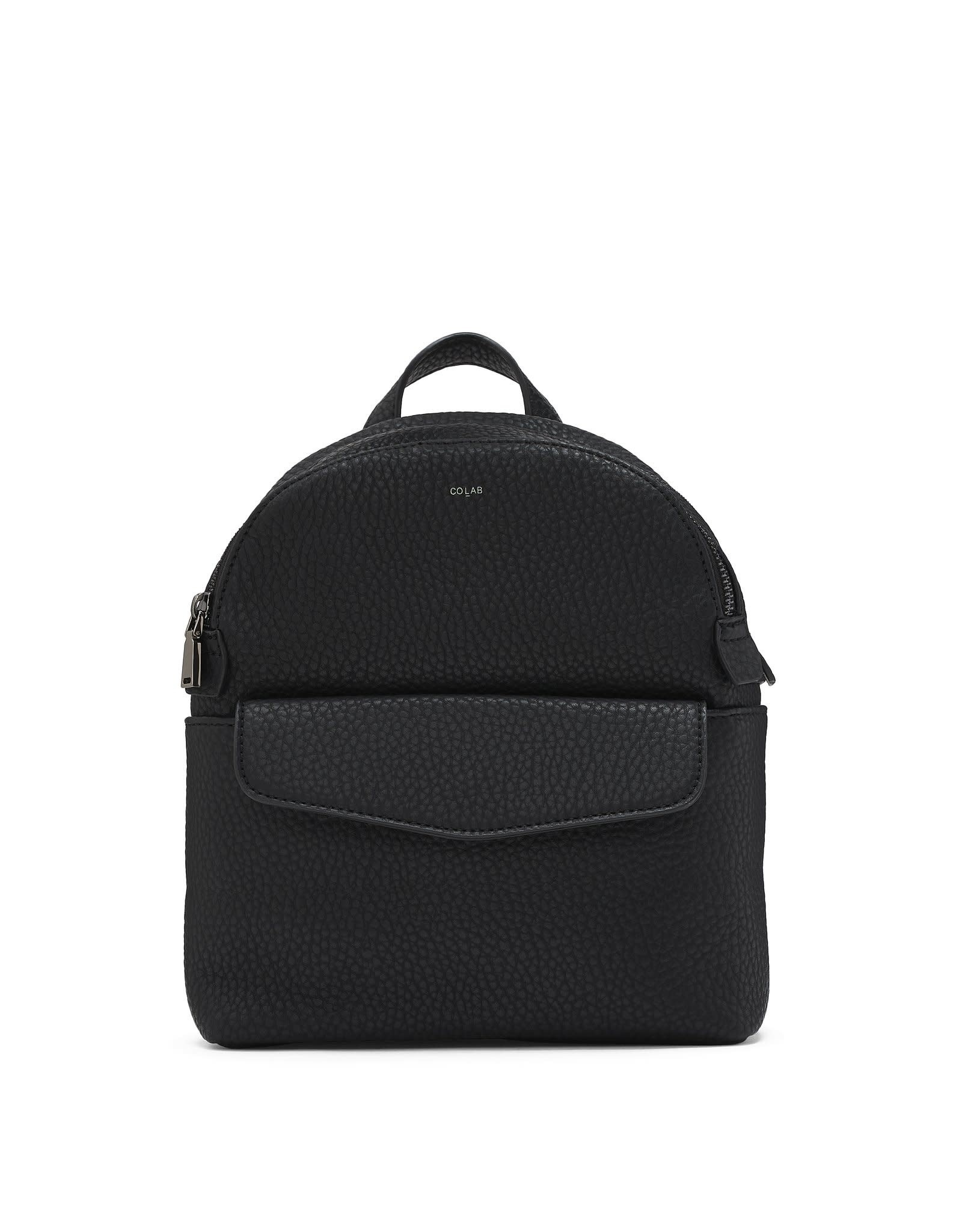 Small 2 Zip Backpack-5