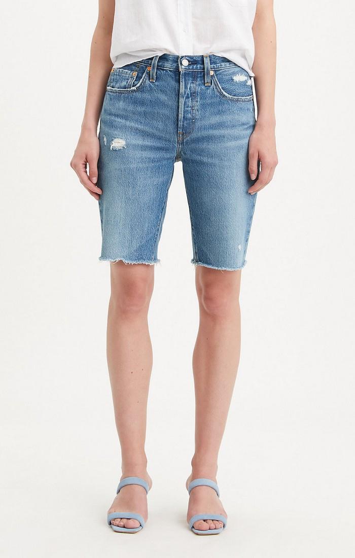 501 Knee Length Short Athens Sights-4