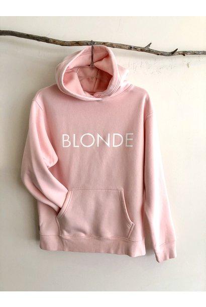 Blonde Hoodie BPNK