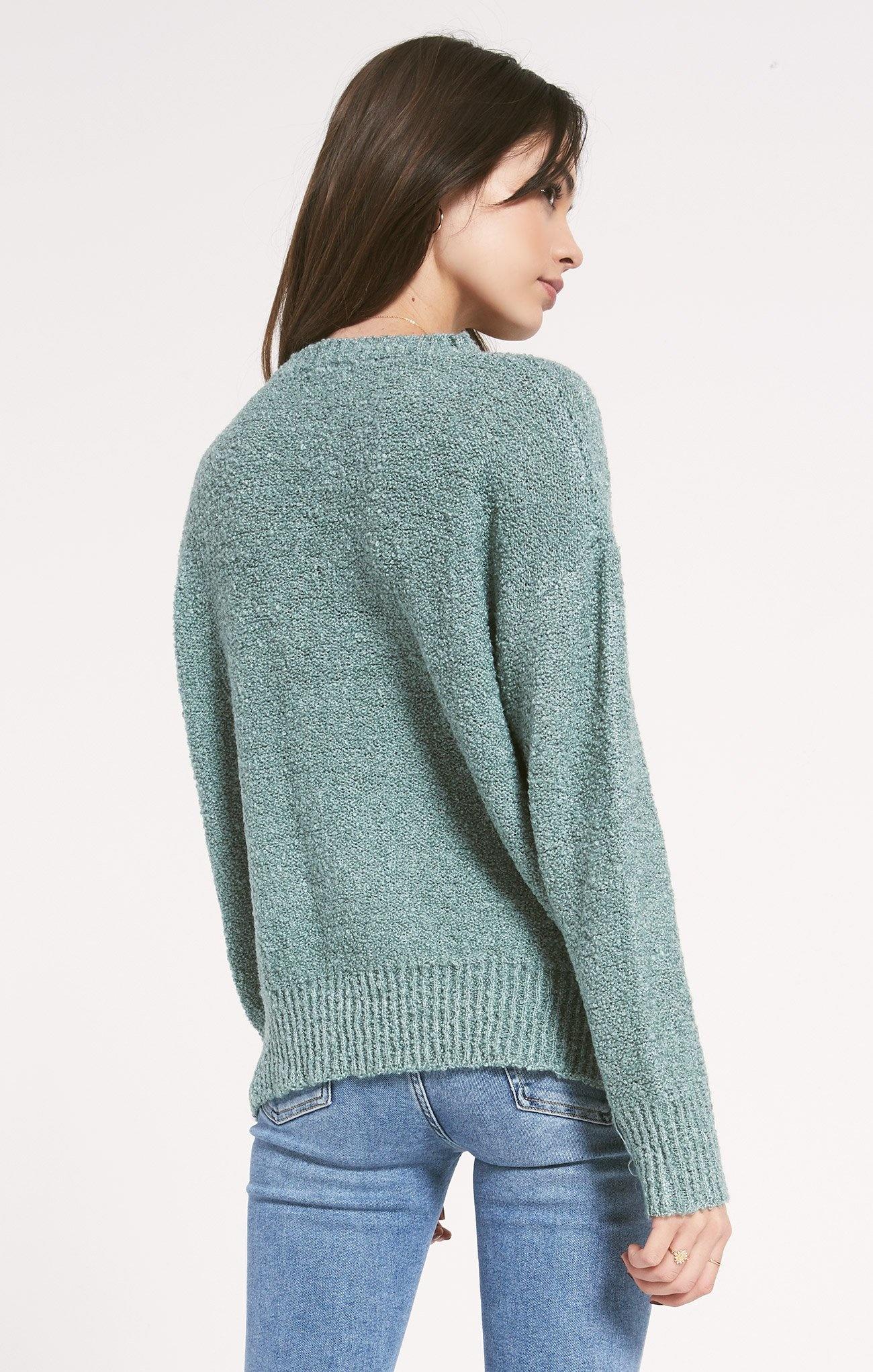Westbourne Sweater AQUA-2