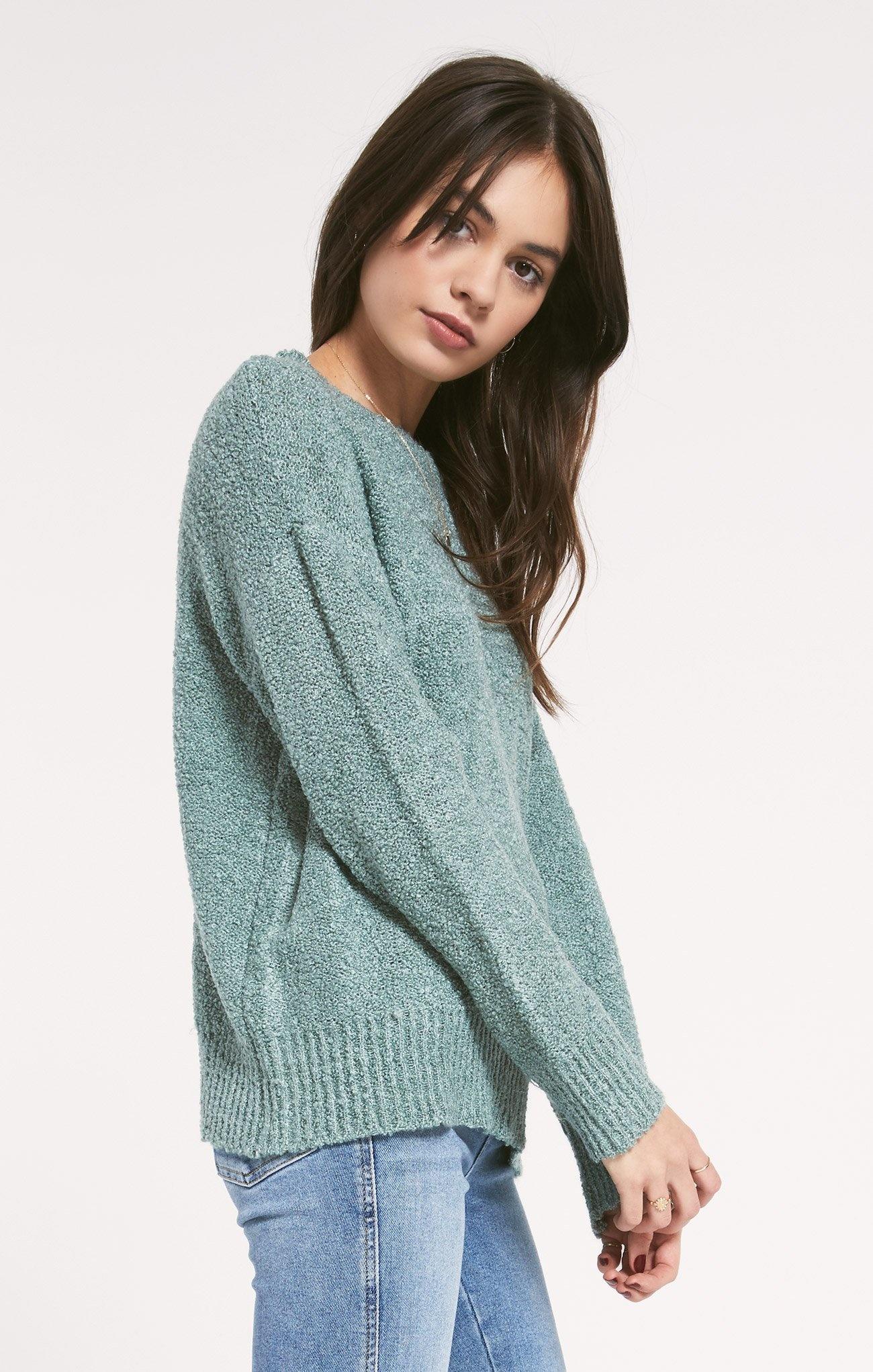 Westbourne Sweater AQUA-3