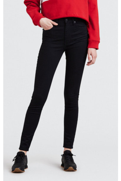 Mile High Super Skinny BLK