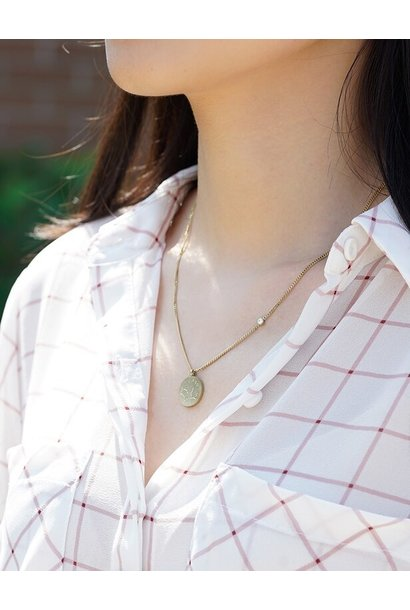 Constellation Necklace GOLD
