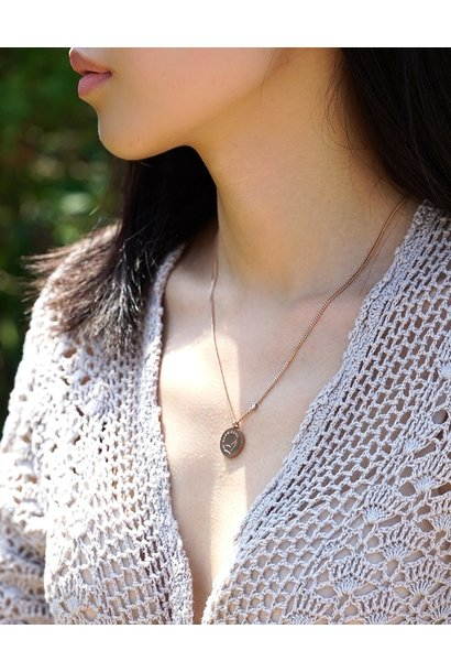 Constellation Necklace ROSE GLD