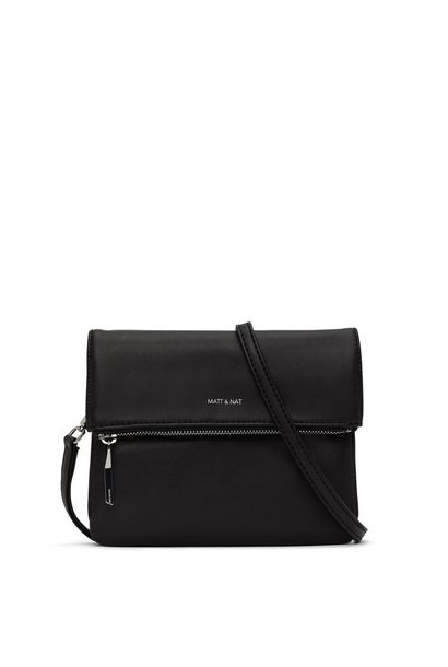 Hiley Loom Crossbody BLK