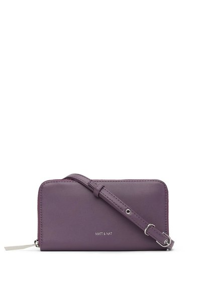 Inver Loom Crossbody MULBERRY