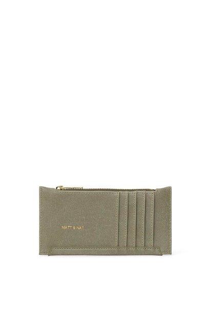 Jesse Vintage Wallet SAGE
