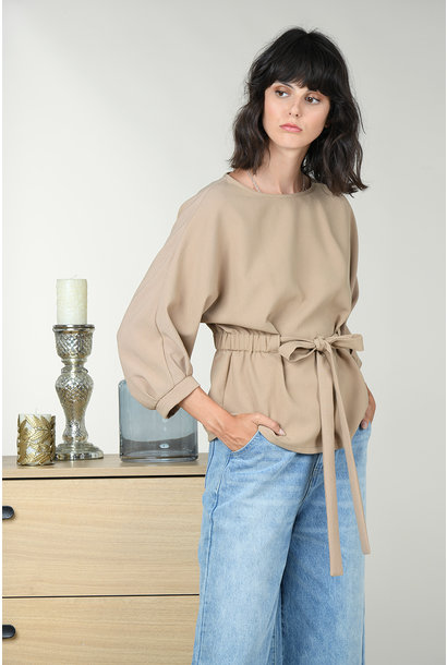 Tie-Up Blouse BGE