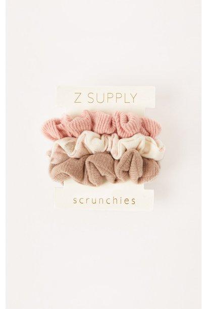 Scrunchie Set BONE