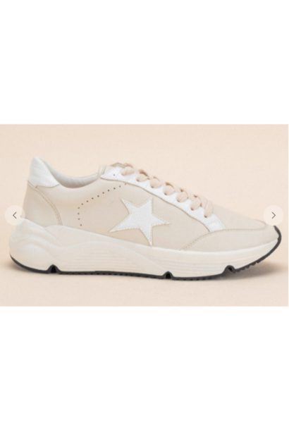 Avery Star Runner WHT