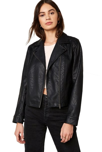 Motor Of Fact Jacket BLK