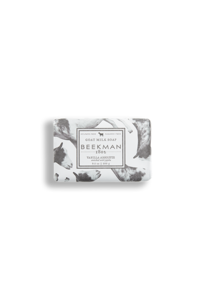 9oz Bar Soap Absolute Vanilla