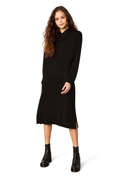 All Good In The Hood Dress BLK