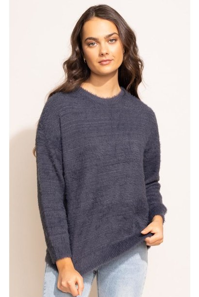 The Billie Sweater DK BLU