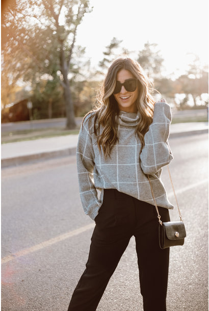 The EveryWay Sweater GRY