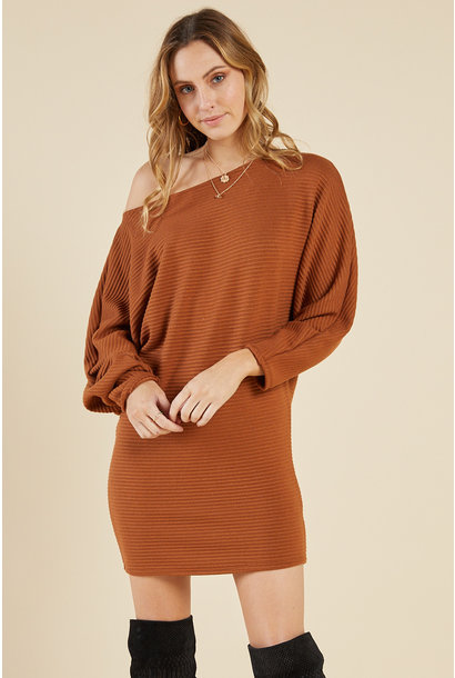 Chloe Knit Dress CAM