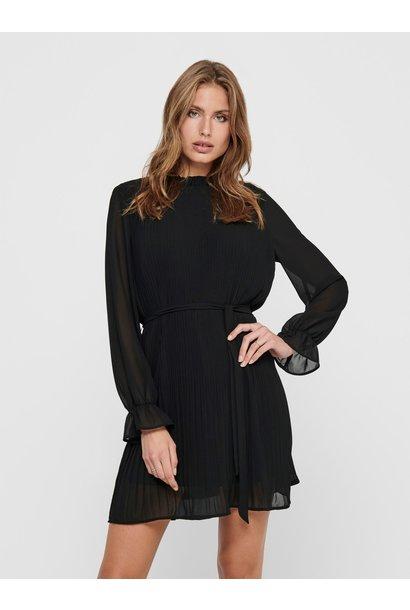 Bibi High Neck Dress