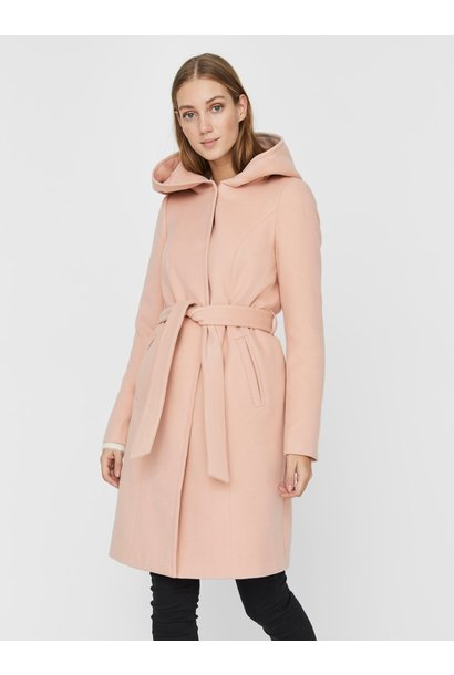 Calalyon Hooded Jacket ROSE