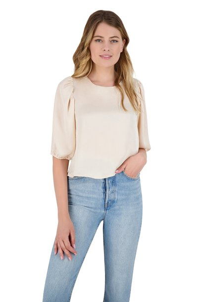 Sleeve Me In Charge Blouse CRM