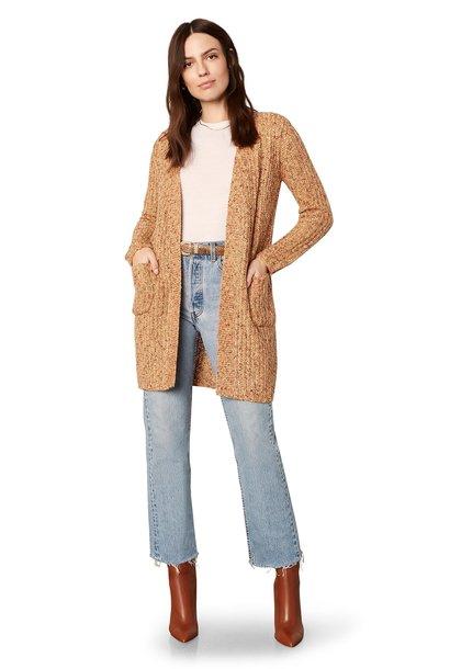 Yarning For You Sweater CARMEL