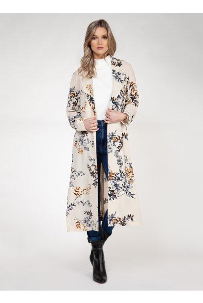 Floral Duster Kimono CRM
