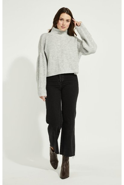 Adelyn Pullover Sweater GRY