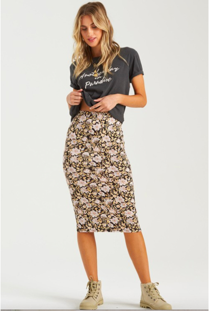 Infinte Wishes Floral Skirt BML