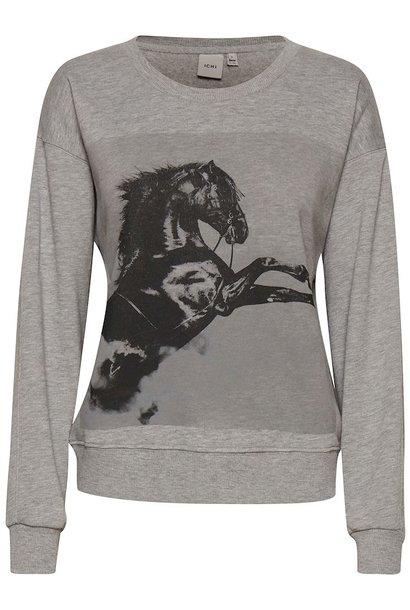 Tilda Horse Sweatshirt GRY