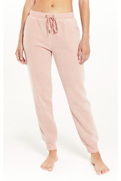 Lazy Days Fleece Jogger WILDFLOWER