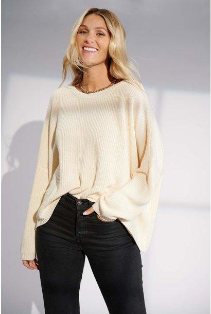 Deryn Sweater EGGNOG