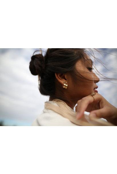Artimis Earrings GLD