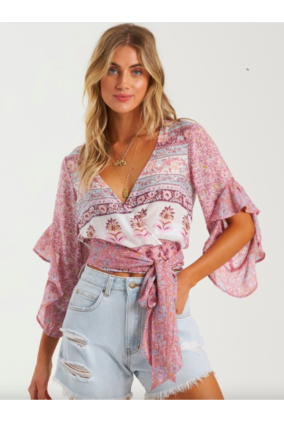 Summer Glow Blouse MUL