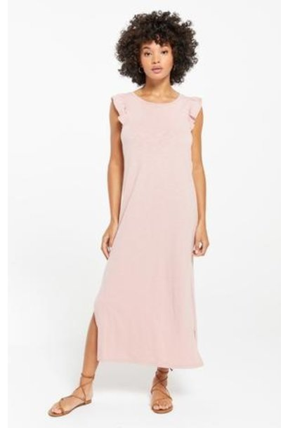 Blakely Ruffle Dress PNK