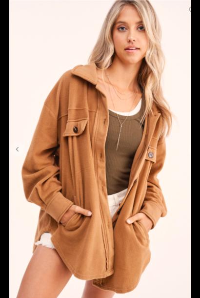 Sunset Fleece Jacket CAM