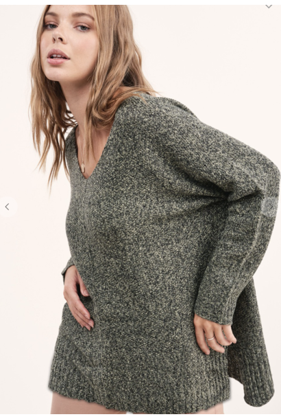 Melly Knit Sweater OLV